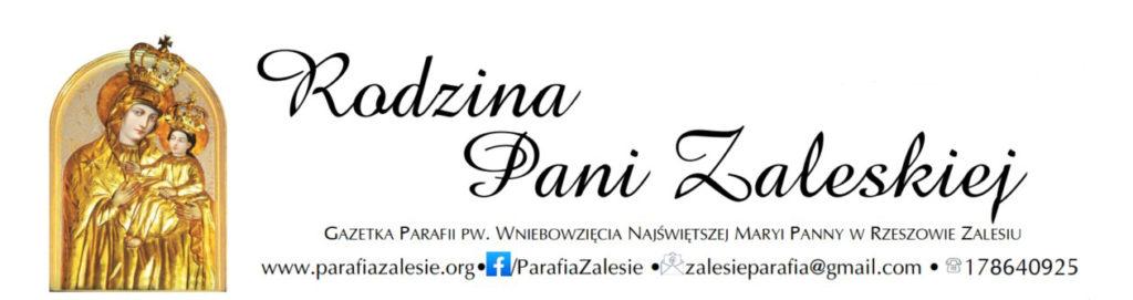 Rodzina Pani Zaleskiej - 9.05.2021 r.