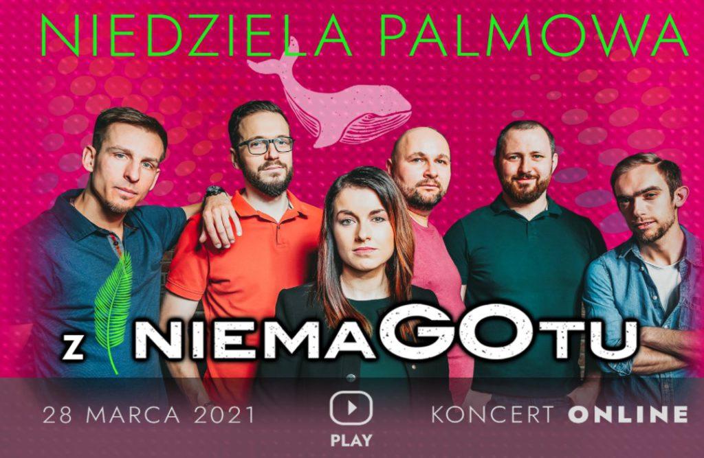 Niedziela Palmowa z zespołem niemaGOtu