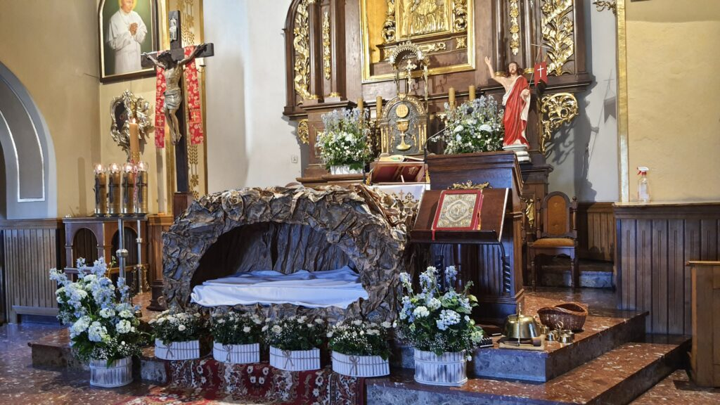 OGŁOSZENIA II Niedziela Wielkanocna – Niedziela Miłosierdzia Bożego 11.04.2021 r.