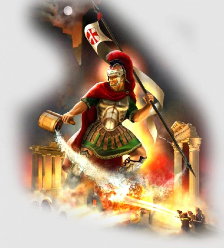 4 maja - wspomnienie św Floriana - Dzień STRAŻAKA