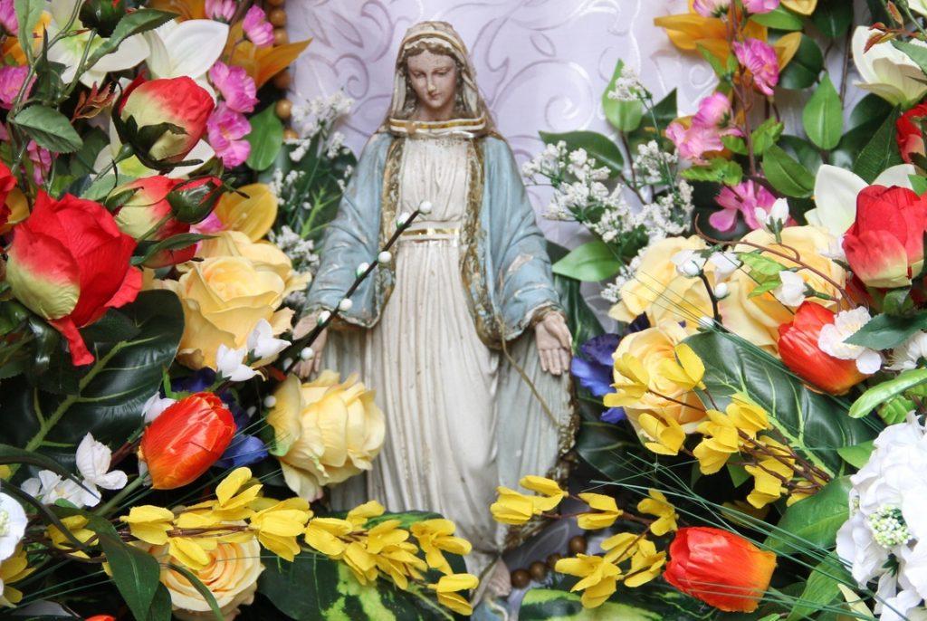 OGŁOSZENIA VI Niedziela Wielkanocna (09.05.2021 r.)