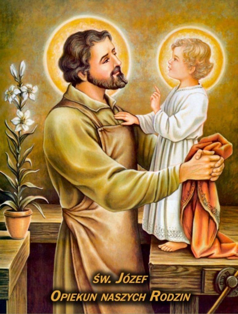 Ofiarowanie swego serca świętemu Józefowi