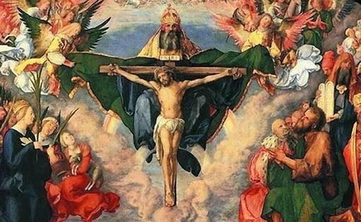 OGŁOSZENIA - Uroczystość Trójcy Przenajświętszej (30.05.2021 r.)