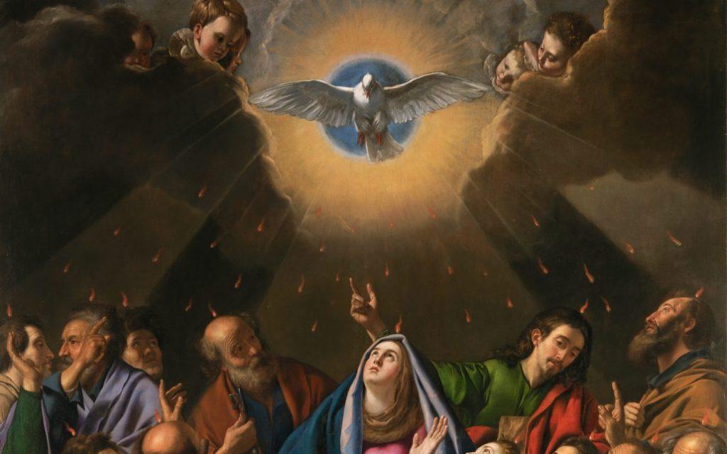 OGŁOSZENIA Niedziela Zesłania Ducha Świętego (23.05.2021 r.)