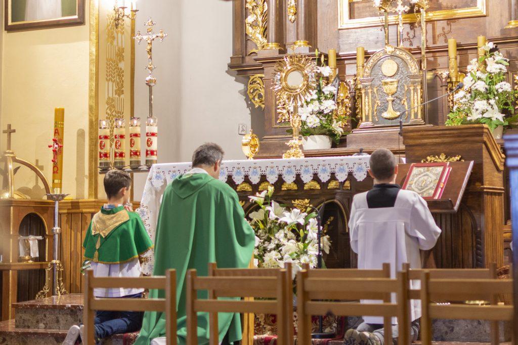 OGŁOSZENIA XII Niedziela Zwykła (20.06.2021 r.)